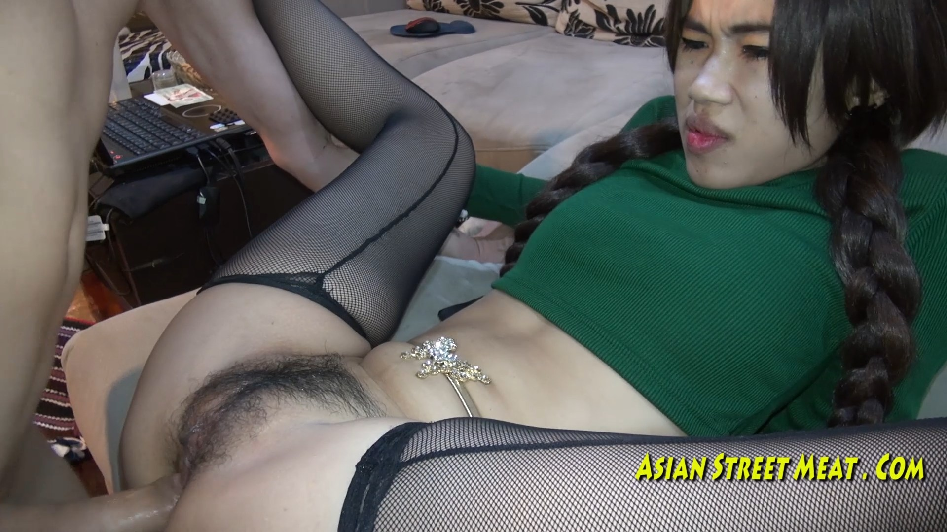 Asian meat porn