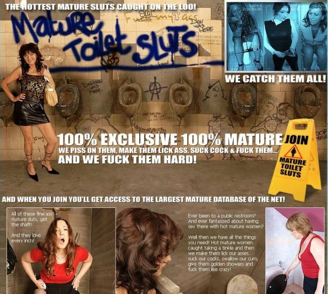 Mature-ToiletSluts LOGOS