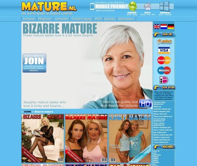 Bizarre-Mature-Sex LOGOS
